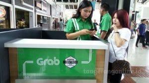 Cara Pemesanan Grab INKOPPOL di Bandara Soetta