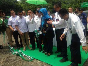 Peresmian Operasional Transportasi dari dan ke Bnadara Soekarno Hatta Oleh INKOPPOL GRAB
