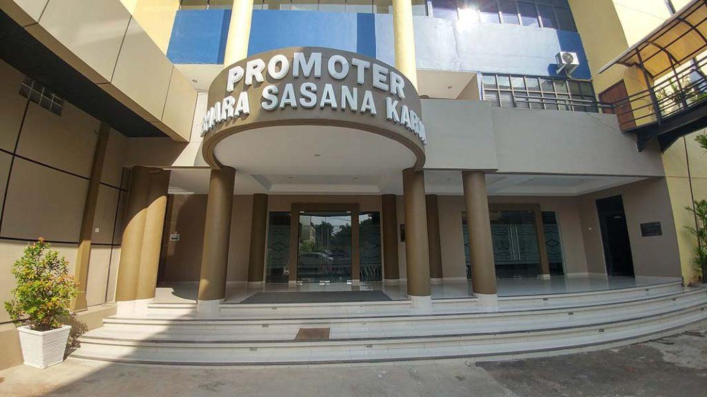 Gedung Promoter Bhara Sasana Karya