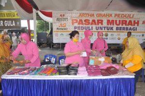 Operasi Pasar Gula AGP 2016 di Pontianak (I)