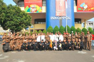 Foto Bersama Upacara