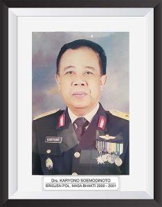 Drs. KARYONO SOEMODINOTO