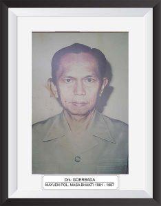 Drs. GOERBADA
