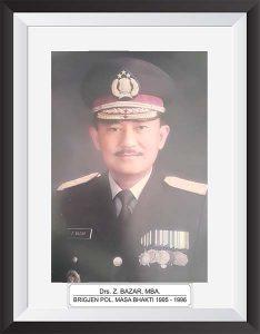 Drs. Z. BAZAR MBA.